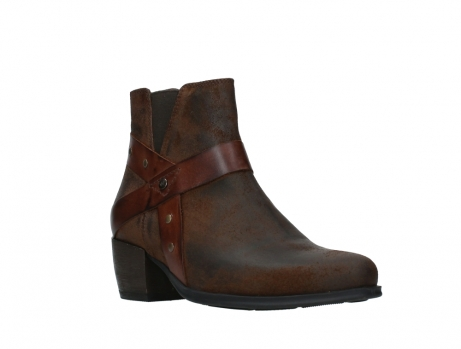 wolky ankle boots 02875 silio 45410 tobacco suede_4
