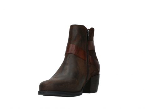wolky ankle boots 02875 silio 45410 tobacco suede_9