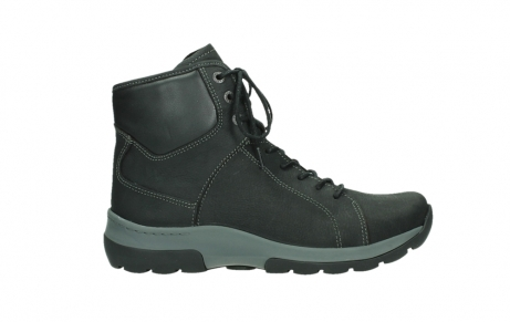 wolky lace up boots 03026 ambient 11000 black nubuck_1