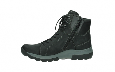 wolky lace up boots 03026 ambient 11000 black nubuck_12