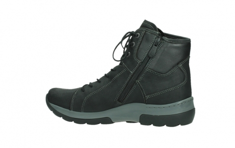 wolky lace up boots 03026 ambient 11000 black nubuck_14