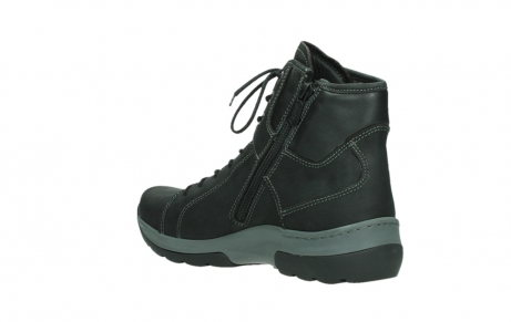 wolky lace up boots 03026 ambient 11000 black nubuck_16