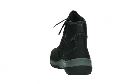 wolky lace up boots 03026 ambient 11000 black nubuck_18