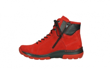 wolky lace up boots 03026 ambient 11505 darkred nubuckleather_13
