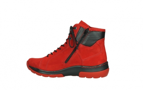 wolky lace up boots 03026 ambient 11505 darkred nubuckleather_14