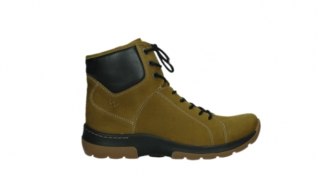 wolky lace up boots 03026 ambient 11940 mustard nubuckleather_1