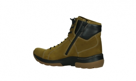 wolky lace up boots 03026 ambient 11940 mustard nubuckleather_15