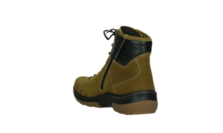 wolky lace up boots 03026 ambient 11940 mustard nubuckleather_17