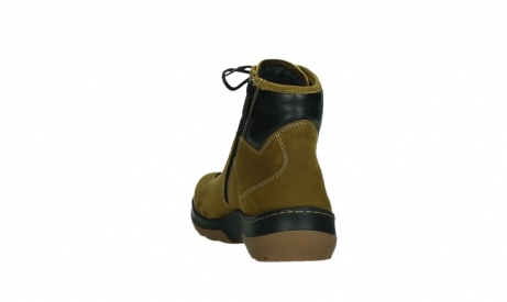 wolky lace up boots 03026 ambient 11940 mustard nubuckleather_18