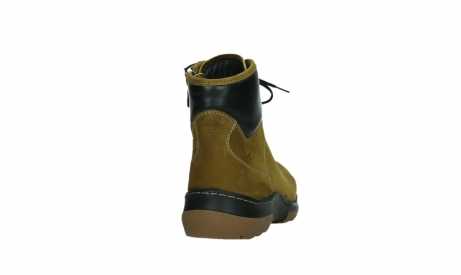 wolky lace up boots 03026 ambient 11940 mustard nubuckleather_20