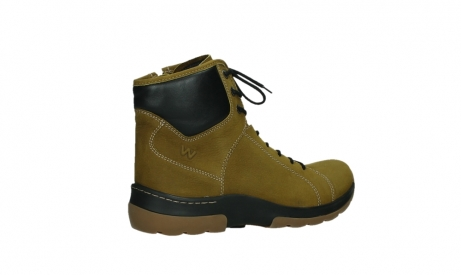 wolky lace up boots 03026 ambient 11940 mustard nubuckleather_23