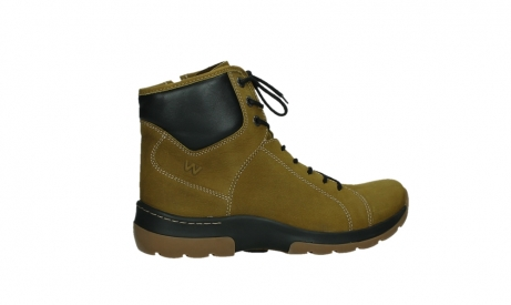 wolky lace up boots 03026 ambient 11940 mustard nubuckleather_24