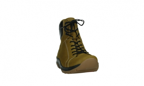 wolky lace up boots 03026 ambient 11940 mustard nubuckleather_6