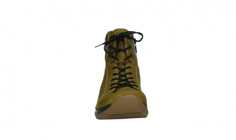 wolky lace up boots 03026 ambient 11940 mustard nubuckleather_7