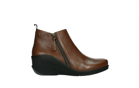 wolky ankle boots 03875 anvik 30430 cognac leather_1
