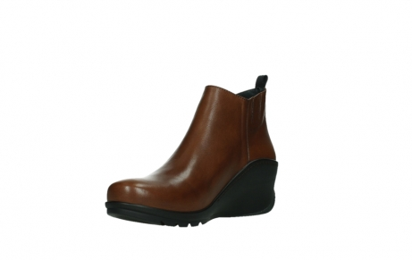 wolky ankle boots 03875 anvik 30430 cognac leather_10