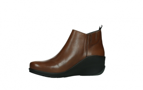wolky ankle boots 03875 anvik 30430 cognac leather_12