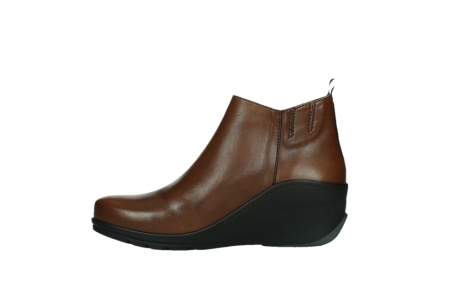 wolky ankle boots 03875 anvik 30430 cognac leather_13