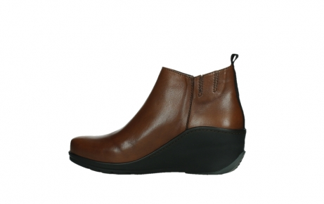 wolky ankle boots 03875 anvik 30430 cognac leather_14