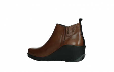 wolky ankle boots 03875 anvik 30430 cognac leather_15