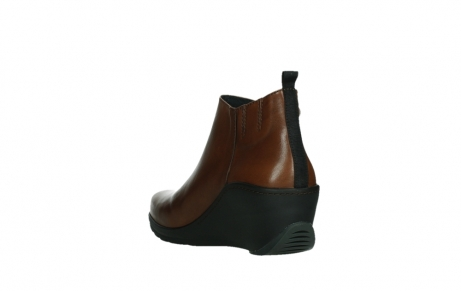 wolky ankle boots 03875 anvik 30430 cognac leather_17