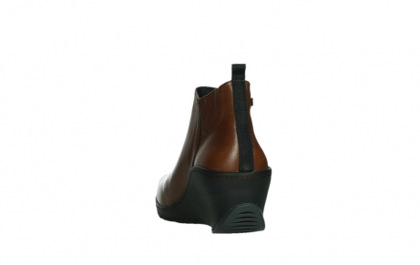 wolky ankle boots 03875 anvik 30430 cognac leather_18