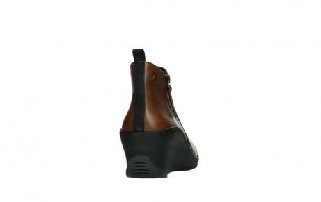 wolky ankle boots 03875 anvik 30430 cognac leather_20