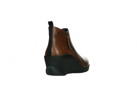 wolky ankle boots 03875 anvik 30430 cognac leather_21