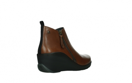 wolky ankle boots 03875 anvik 30430 cognac leather_22