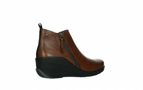 wolky ankle boots 03875 anvik 30430 cognac leather_23