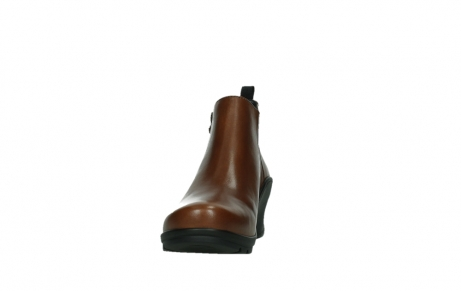 wolky ankle boots 03875 anvik 30430 cognac leather_8