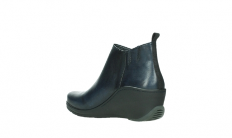 wolky ankle boots 03875 anvik 30800 blue leather_16