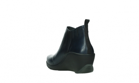 wolky ankle boots 03875 anvik 30800 blue leather_17