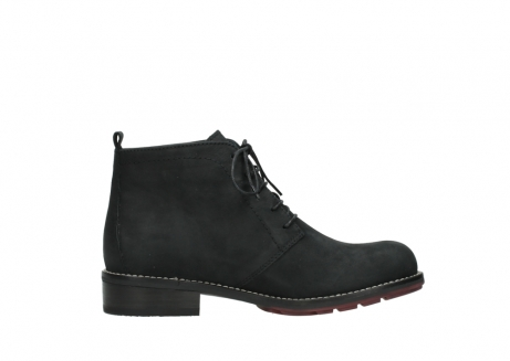 wolky ankle boots 04443 fairy 11000 black nubuck_13