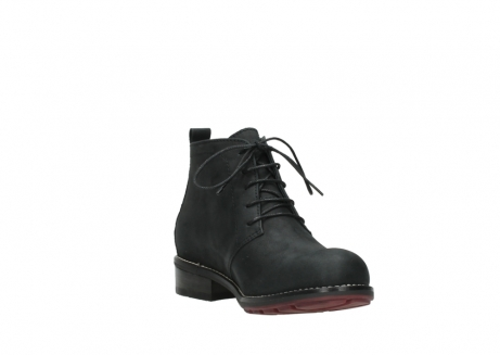 wolky ankle boots 04443 fairy 11000 black nubuck_17