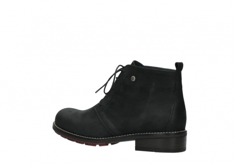 wolky ankle boots 04443 fairy 11000 black nubuck_3