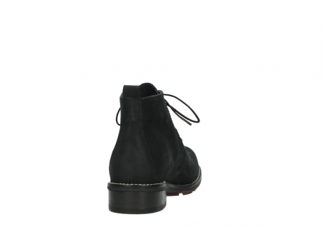wolky ankle boots 04443 fairy 11000 black nubuck_8
