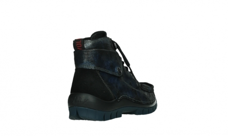 wolky ankle boots 04736 jump winter cw 46800 blue suede_21
