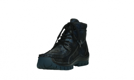 wolky lace up boots 04736 jump winter cw 46800 blue suede_9