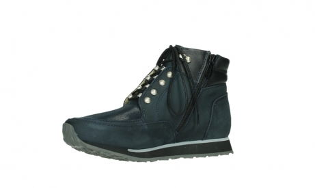 wolky lace up boots 05808 e funk 11875 winterblue stretch leather_11