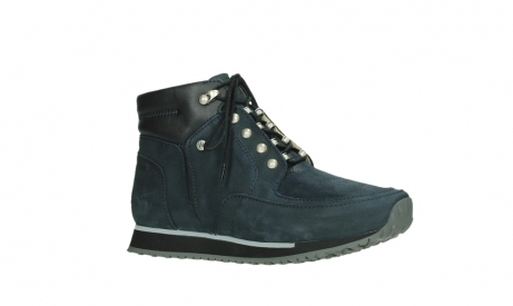 wolky lace up boots 05808 e funk 11875 winterblue stretch leather_3