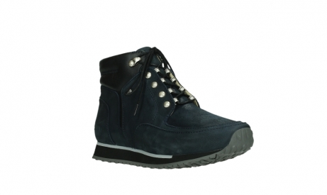 wolky lace up boots 05808 e funk 11875 winterblue stretch leather_4