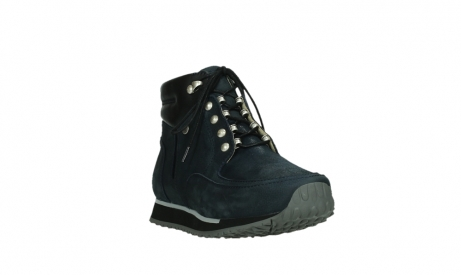 wolky lace up boots 05808 e funk 11875 winterblue stretch leather_5