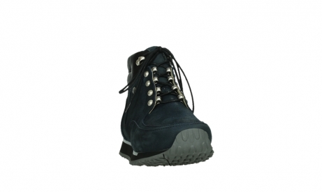 wolky lace up boots 05808 e funk 11875 winterblue stretch leather_6