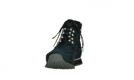 wolky lace up boots 05808 e funk 11875 winterblue stretch leather_8