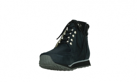 wolky lace up boots 05808 e funk 11875 winterblue stretch leather_9