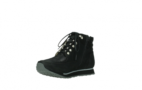 wolky lace up boots 05808 e funk 14000 black stretchleather_16