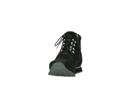 wolky lace up boots 05808 e funk 14000 black stretchleather_18