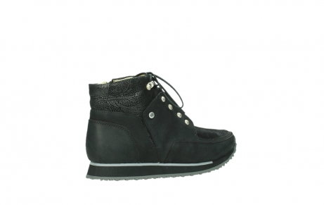 wolky lace up boots 05808 e funk 14000 black stretchleather_3