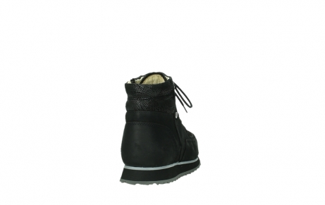wolky lace up boots 05808 e funk 14000 black stretchleather_6